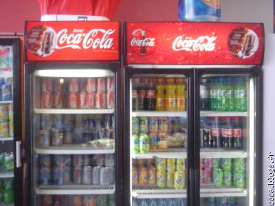 frigo a boisson coca cola gratuit nous quipons la maison avec des machines. Black Bedroom Furniture Sets. Home Design Ideas